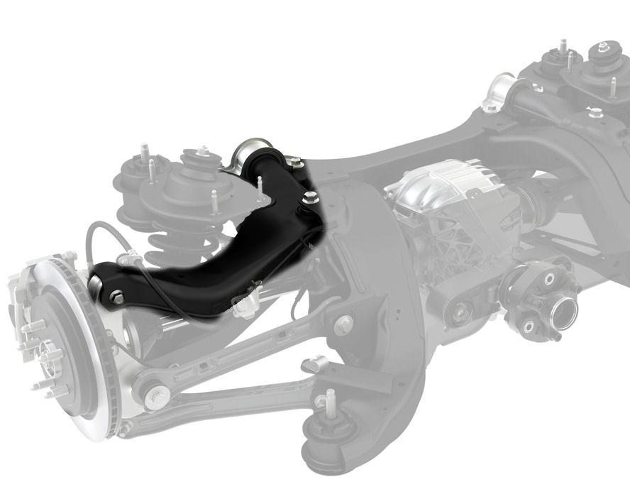 Suspension Diagram   Camaro